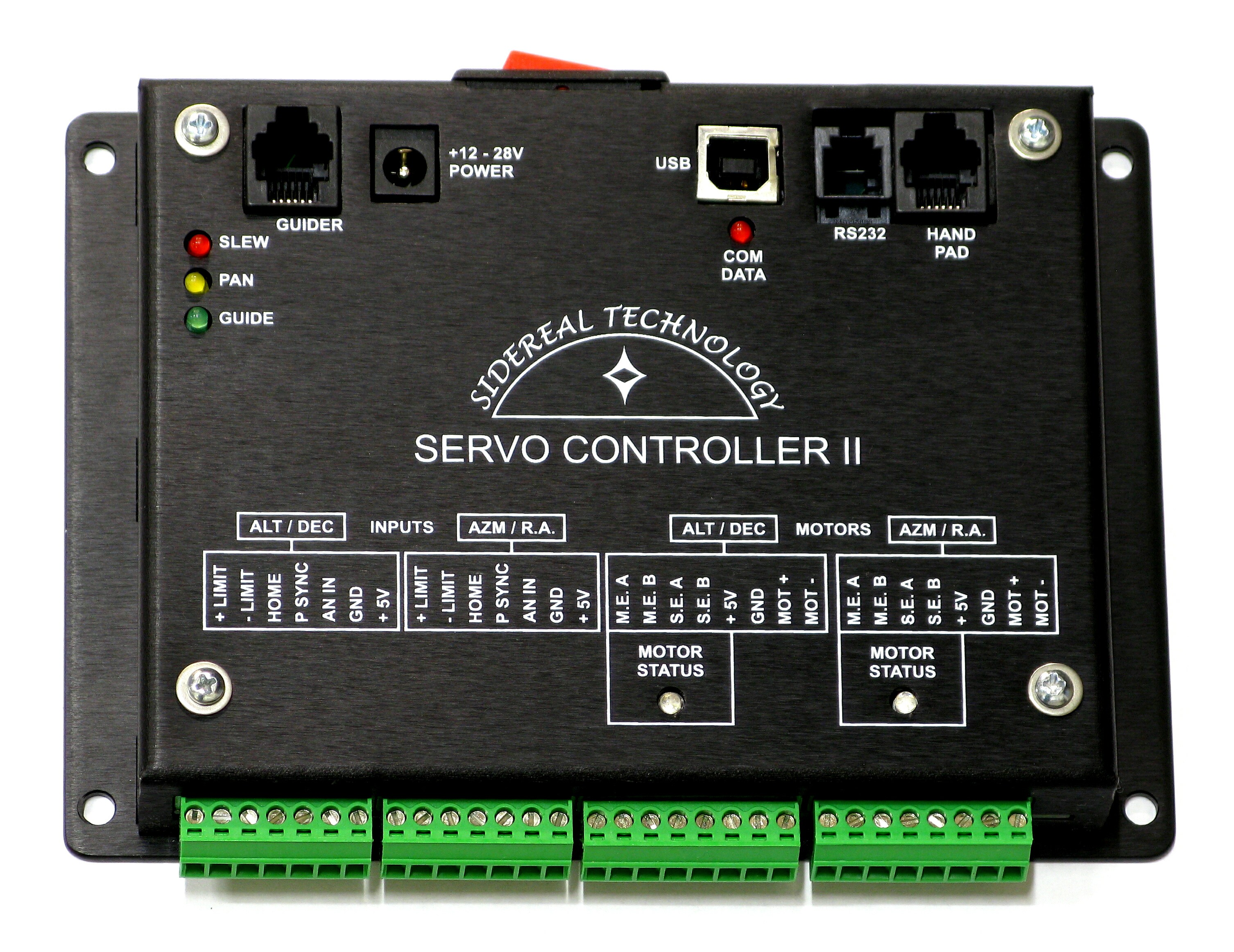 for Servo motor with controller